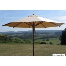 Зонт круглый LEVANTE 3 метра BAMBOO