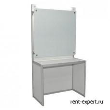 Гримерный стол с зеркалом и подсветкой