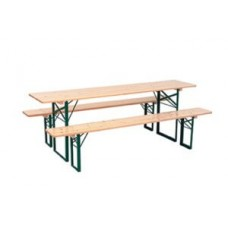 Комплект мебели «пивной» для летних мероприятий