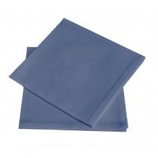 Салфетка, хлопок 100%, цвет синий, Турция
