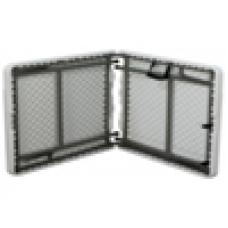 Стол-чемодан пластик 183х74х76