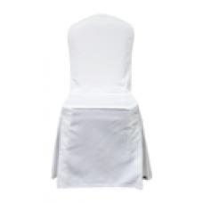 ЧЕХОЛ на стул Roma2, цвет белый