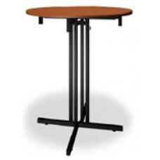 Стол для кейтеринга универсальный в аренду d80хh75-120см.