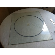 Защитная накладка на стол из оргстекла