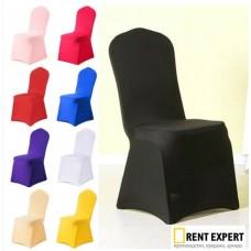 Стрейч чехол на стул универсальный.