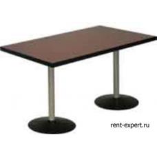 Стол с прямоугольной столешницей (СТЛ2, СТП2, СТД2, СТВ2, СТS2)