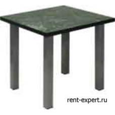 Стол с квадратной столешницей  (СТЛ1, СТП1, СТД1, СТВ1, СТS1)