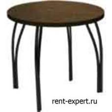 Стол с круглой столешницей (СТЛ3, СТП3, СТД3, СТВ3, СТS3)