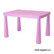 Детский прямоугольный стол