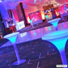 Барный стол Big Iron  Размер : 117х60х60 (см)