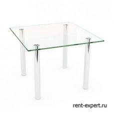Журнальный стеклянный столик