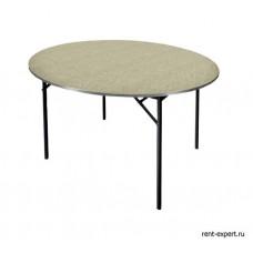 Столы банкетные на четырех ножках (подстолье «очки»)