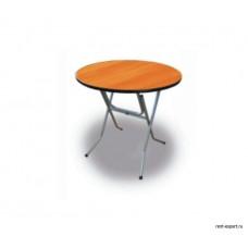 Стол круглый, кофе-брейк, 90х75см
