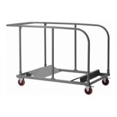 Тележка для перевозки и хранения до 12 круглых столов 105-008