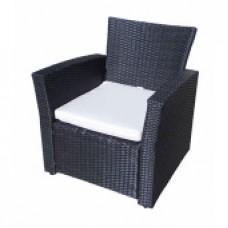 Кресло из плетеного ротанга