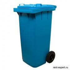 Бак для мусора на колесах