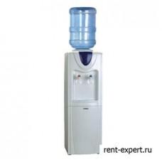 Напольный кулер для воды с функциями нагрева и охлаждения
