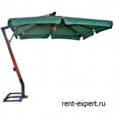 Зонт квадратный 012