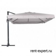 Зонт квадратный Де Люкс
